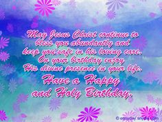 Do you need some inspirational Christian birthday wishes for your friend, co-worker or family? Here, we wrote some samples of Christian birthday messages that you [...]