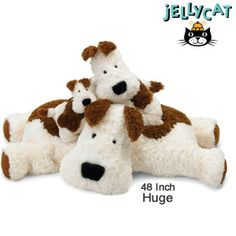 In <3 with Jelly Cat animals