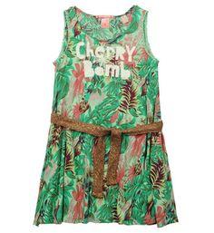 Robe Vert ♥ (taille: 14 ans) pour 67 euros