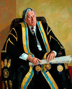 Professor Kenneth James Durrands, CBE, First Rector of Huddersfield Polytechnic (1970–1992) and Vice-Chancellor of the University of Huddersfield (1992–1995)
