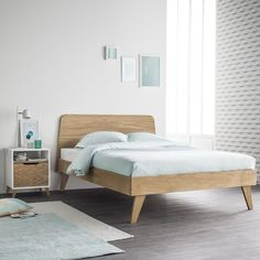 Best Déco Chambre Images On Pinterest Bed Room Room And Bedroom - Tete de lit 160x200 contemporain