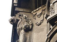 MisteriosaBsAs: Edificio Otto Wulff / Otto Wulff Building Buenos Aires, Argentina Bs As, My Photos, City, Building, Argentina, Antique Photos, Buildings, Cities, Construction