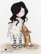 Little Rabbit cross stitch kit