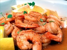 Southern Barbecue Shrimp. Photo by Kozmic Blues