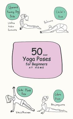 Easy Yoga Poses for Beginners at Home