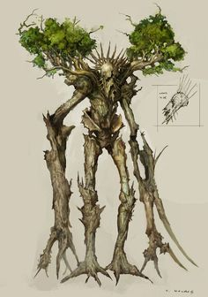 Treant Boss Oaknarl from Rift