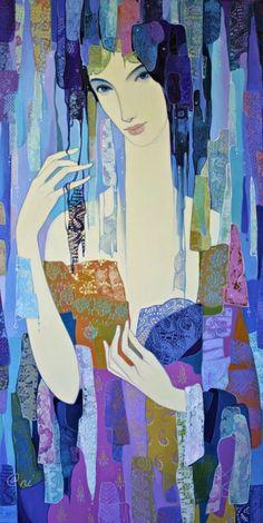 Maia Ramishvili: Rain