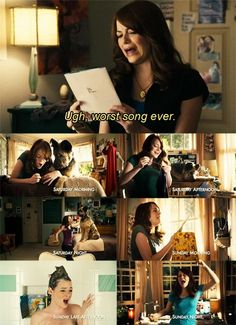 Easy A...! such a funny movie!