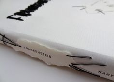 Frankenstein Book Cover | Michelle Anderson | Archinect