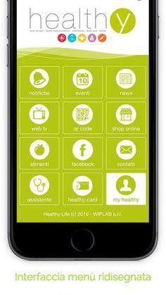 Healthy Life è l'app che ti suggerirà la dieta personalizzata scelta in base ai suggerimenti di un assistente virtuale. Scaricala subito!