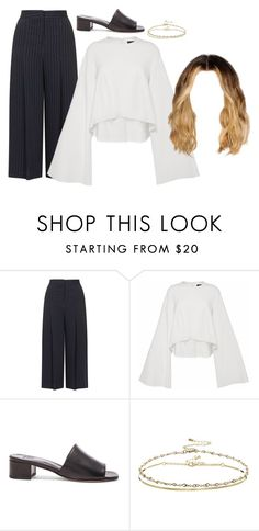 """""""Untitled #2632"""" by stylistcookies ❤ liked on Polyvore featuring Topshop, E L L E R Y, Maryam Nassir Zadeh and ASOS"""