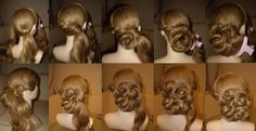 Updo how to