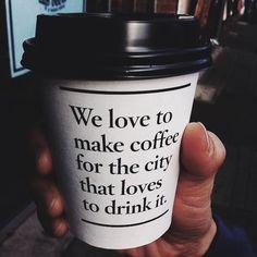 Imagen de coffee, city, and drink