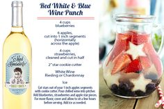 A total crowd pleaser! Bring to your 4th of July gatherings.
