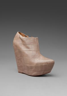 Zoe Wedge by Jeffrey Campbell