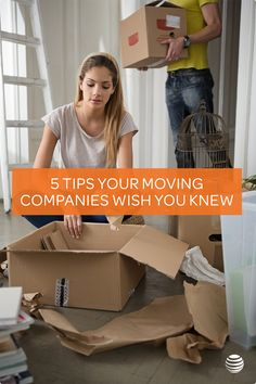 Moving companies can take care of a lot of the heavy lifting, but there are several things that you should do to help make your move go smoother and keep your belongings safe during the transition.