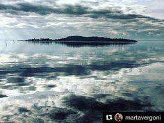 #Repost @martavergoni  Neverland #riflessi #reflections #lago #clouds #nuvole #lagotrasimeno #trasimenolake #sanfeliciano #umbria #ig_umbria #umbriagram #ig_italia #ig_italy #fotografandolitalia #flipitaly #illife_natura #fotolaghiditalia #travelgram #travelingram #mirror #volgoumbria #loves_united_italia #estinzioni #italia360gradi #italia_dev #fdnf #igersumbria #isolapolvese