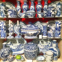 The Antiques & Garden Show of Nashville Finds and Wants | The English Room