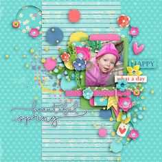 Layout created using {Pretty Little Spring Things} Digital Scrapbook Collection by Blagovesta Gosheva available at Sweet Shoppe Designs http://www.sweetshoppedesigns.com/sweetshoppe/product.php?productid=33697&cat=810&page=2