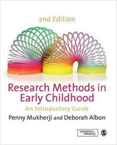 early childhood studies research project ideas