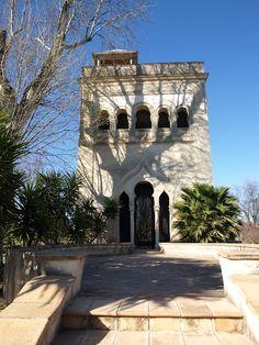 La Capilla de Santa Justa y Rufina en el Monasterio de La Cartuja.