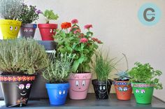 OAD #44 – 10 idées pour customiser ses pots de fleurs