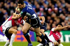 Heineken Cup: Leinster vs. Cardiff Blues, gli highlights Cardiff, Rugby, Sumo, Highlights, Blues, Wrestling, Running, Sports, Heineken