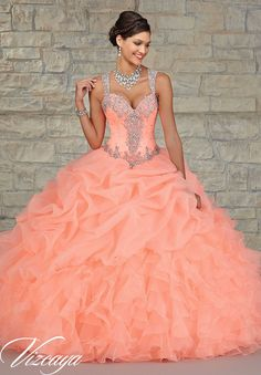 Mori Lee Quinceanera Dress Style 89023