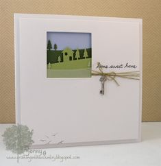 Memory Box die- Country Landscape 98239