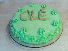 Pistachio-creme-cake