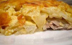 Курица под шубой - нежное блюдо с золотистой корочкой  для праздничного стола!
