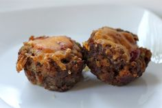 Smashed Peas and Carrots: Dinner Tonight...Meatloaf Muffins!
