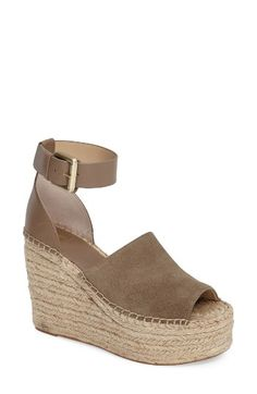 Marc Fisher LTD 'Adalyn' Espadrille Wedge Sandal