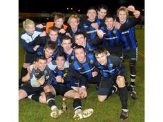 IFA Harry Cavan Youth Cup Finalists 2011/12