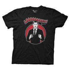 Archer Laaaaaaaana! Black T-Shirt