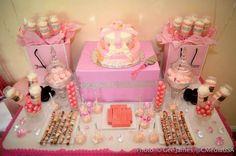 Jolie's 4th Birthday Spa Party | CatchMyParty.com