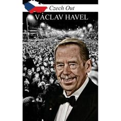 Czech Out Vaclav Havel Fun Illustration, Elementary Science, Politicians, Book Series, Presidents, Writer, Entertaining, Education, History