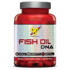 Fish Oil DNA BSN
