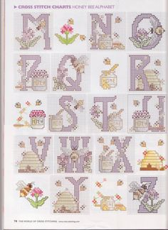Gallery.ru / Фото #9 - The world of cross stitching 046 июнь 2001 - WhiteAngel