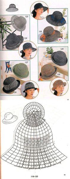 Exceptional Stitches Make a Crochet Hat Ideas. Extraordinary Stitches Make a Crochet Hat Ideas. Bonnet Crochet, Crochet Cap, Crochet Beanie, Love Crochet, Knitted Hats, Sombrero A Crochet, Knitting Patterns, Crochet Patterns, Crochet Summer Hats