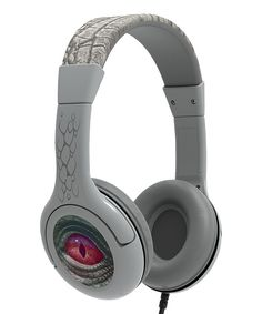 Look at this Jurassic World Kids Over-Ear Headphones on #zulily today!