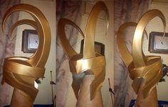 Timbo's Creations: Loki Helmet