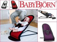 5 Places to take the BabyBjorn Babysitter Balance