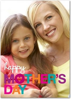 Clear Happiness: Mom - Mother's Day Greeting Cards - Magnolia Press - Berry - Purple : Front