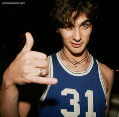 Tyson ritter in All American Rejects Tyson Ritter, Elena Satine, Brandon Boyd, Jim Morrison, Fall Out Boy, Attractive Men, Man Crush, Gorgeous Men, Beautiful Creatures