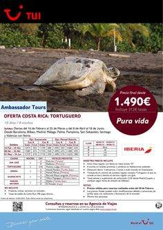 Oferta Costa Rica:Tortuguero. 8 noches. Del 15Feb al 18Jun. Precio final desde 1.490€ ultimo minuto - http://zocotours.com/oferta-costa-ricatortuguero-8-noches-del-15feb-al-18jun-precio-final-desde-1-490e-ultimo-minuto-2/