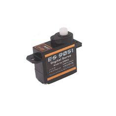 Emax ES9051 Digital Mini Servo For RC Model https://www.fpvbunker.com/product/emax-es9051-digital-mini-servo-for-rc-model/    #drones
