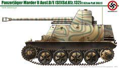 Marder II Ausf.D/E