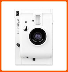 Lomography Lomo Instant White Edition Instant Camera - Little daily helpers (*Amazon Partner-Link)