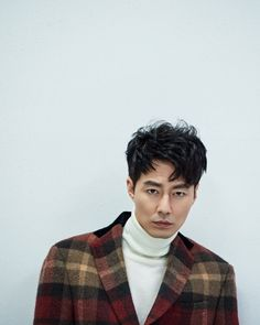 "Ahead of the opening for the first movie Jo In Sung has done in 9 years, he spoke with Top Star News about ""The King"". Although he's been acting for a long time, he still doesn… It's Okay That's Love, Eric Mun, Korea University, Jo In Sung, Lee Jin Wook, Kdrama Actors, Asian Hotties, Most Handsome Men, Korean Star"